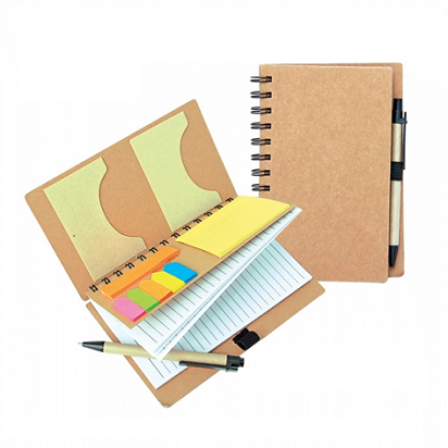 Notebook/Pad (Eco/PP)