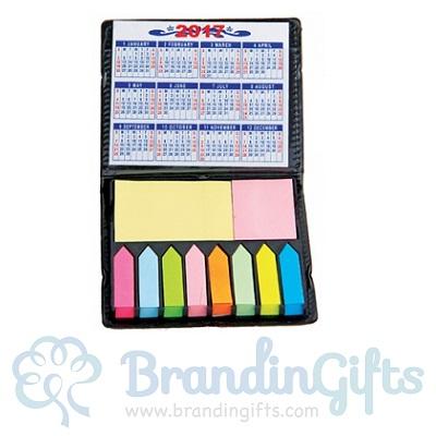 Memo Sticky Notepad Box