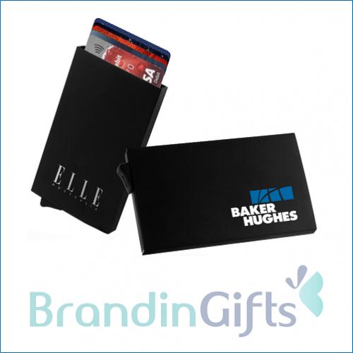 RFID Block Metal Credit Card Holder