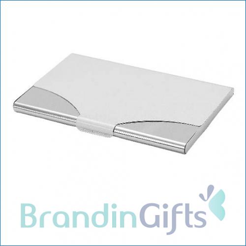 Classic Aluminium Card Holder