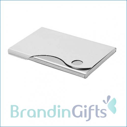 Classic Aluminium Card Holder 1