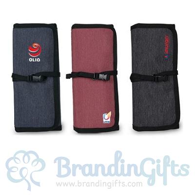 Premium Portable Wrap Gadget Organizer