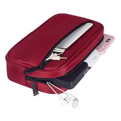 Waterproof Premium Nylon Travel Gadget Pouch