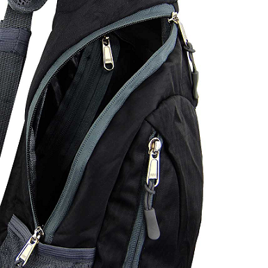 Foldable Chest Sling Bag