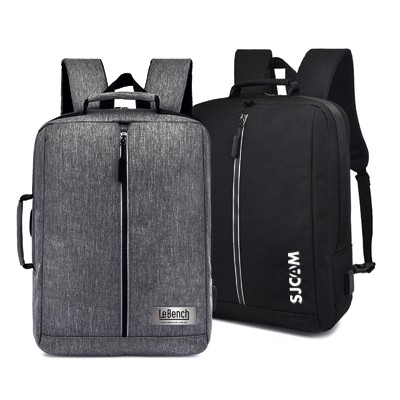 15.6'' REFLECT 2 Way Laptop Backpack with External USB Port