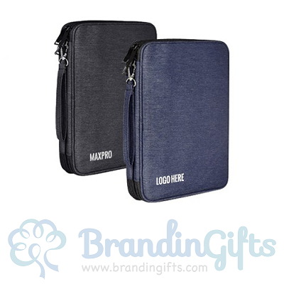 DUO Layer 4 Compartment Travel Gadget Pouch