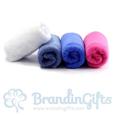 Longer Pure Cotton Sports Towel - 110g