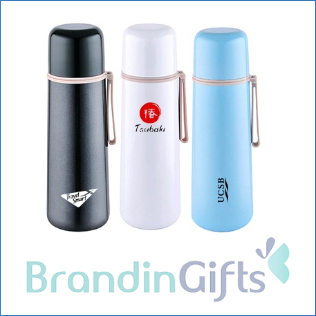 Bullet Stainless Steel Vacuum Thermos Bottle (500ml)