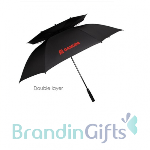 Premium Double Layer WindProof Golf Umbrella