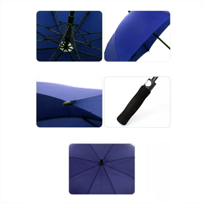 "27"" Auto Open Quality Golf Umbrella"