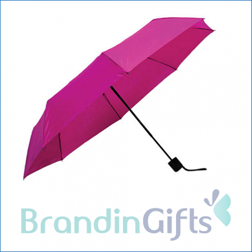 "22"" Colourful Foldable Umbrella"