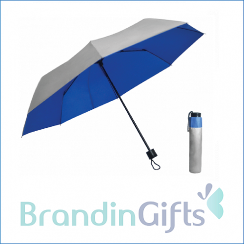 Silver Coated Foldable Umbrella