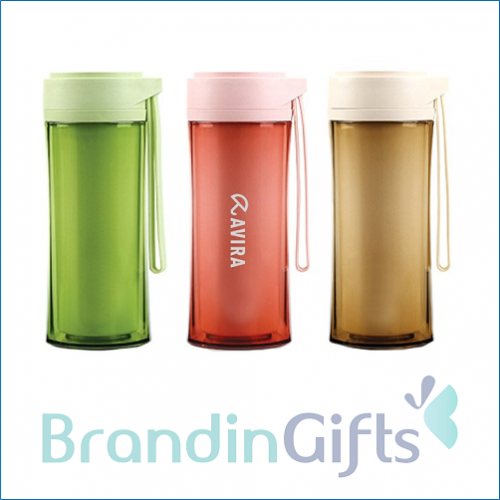 ECO Double Layer PP Bottle
