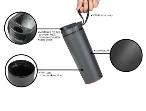 RHINO Suction Bottle Tumbler