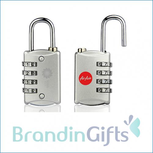 4 Digit Travel Luggage Lock