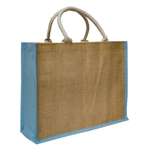 Side Colour Reusable Tote Bag A3