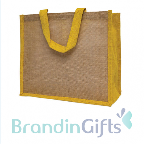Mambo Colour Jute Bag A3