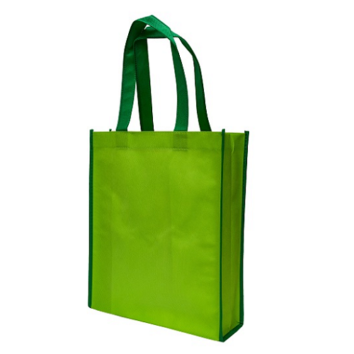 Duo Color Non Woven Bag A4