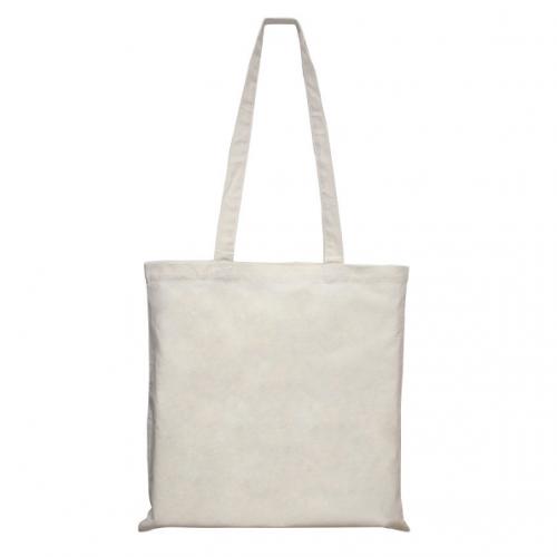 Eco Natural 100% Cotton Bag (5oz)