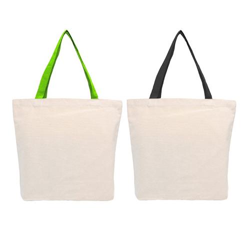 Duo Tone Canvas Bag  (12oz)