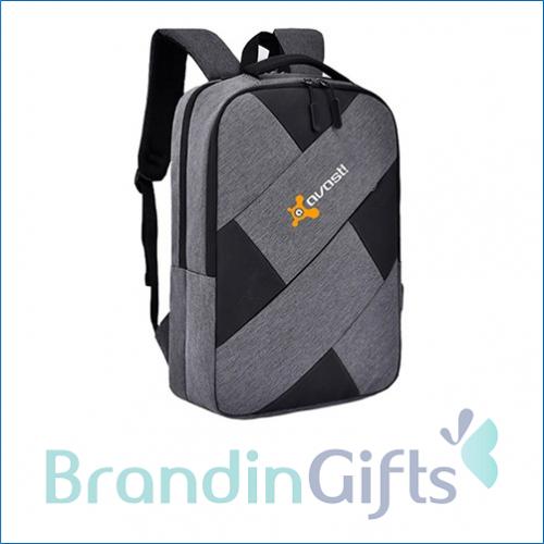 "15.6"" OBLIQUE Laptop Backpack with USB Port"