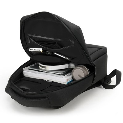 15.6'' DURHAM Laptop Backpack with USB Port