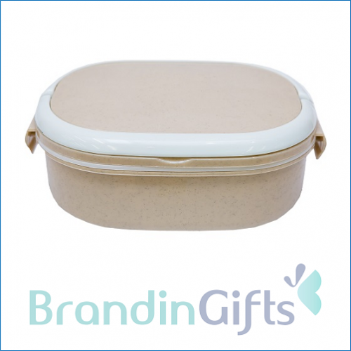 Ellis Eco Wheat Lunch Box