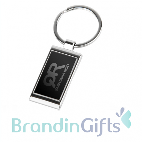 Premium Dark Metal Keyholder