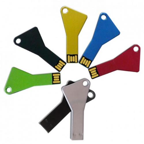 Key Triangular Thumb Drive