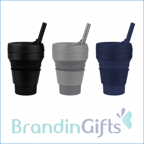 MAYOR Collapsible Cup - 355ml
