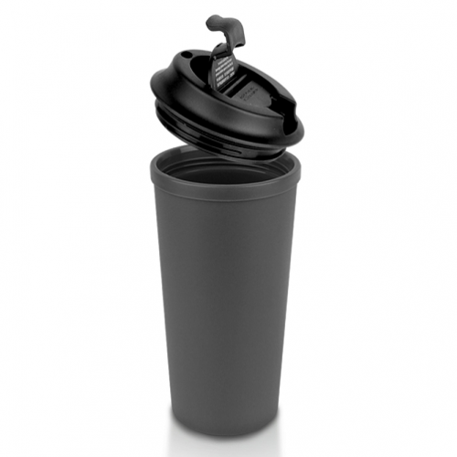 SPIRIT PLUS Double Wall Suction Cup (430ml)